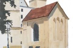 Malerei-Kirche